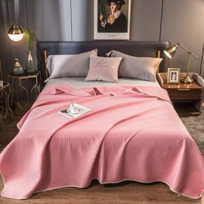 쿨냉감 인견 시원한 여름이불 핑크(F2) 더블180x220cm