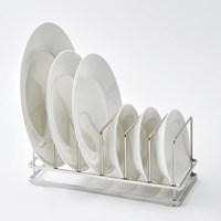 [한샘] 주방정리용품 SOK 올스텐 접시 정리랙