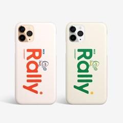테니스 아보 아이폰 갤럭시 하드 휴대폰 케이스