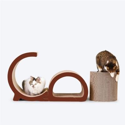 고양이 3단 조립형 스크래쳐