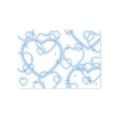 [네버더레스] blue heart paper