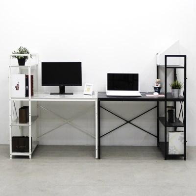 더조아 벼리책상선반형1400 테이블 식탁 노트북 컴퓨터 책상