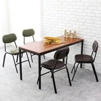 더조아 브래드체어 업소용 카페 식탁 디자인 인테리어 의자