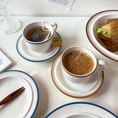 시라쿠스 코지 커피잔세트 찻잔세트