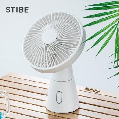 로티홈시스 무선 에어센트 선풍기 탁상용 휴대용 캠핑 무소음