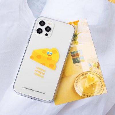 치즈 젤리케이스 아이폰