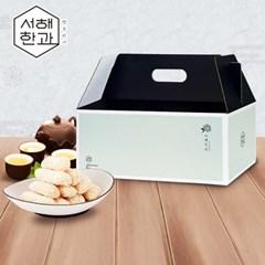 군산 서해한과 찹쌀유과 800g (6팩) 선물세트