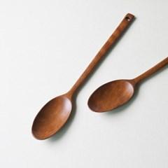 롬우드 로즈원목 나무 볶음주걱 소_(1928976)