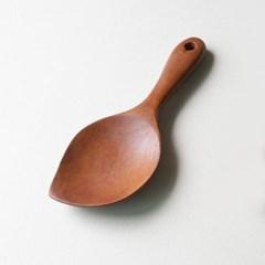 롬우드 로즈원목 나뭇잎 주걱_(1928846)