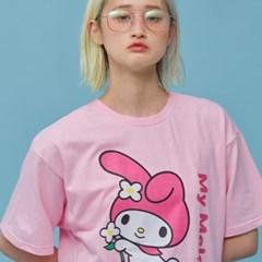 NEONMOON My Melody 1/2 T-Shirt