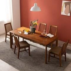 잉글랜더 모레아 원목 6인용 식탁세트(의자6)
