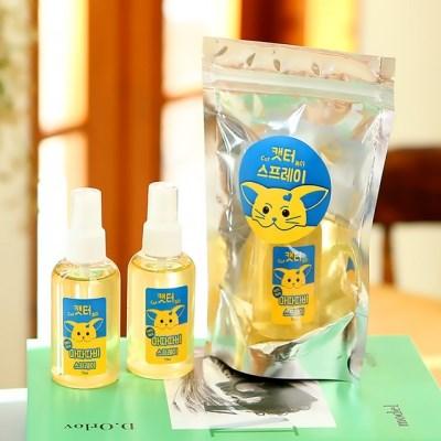 캣터 마따따비 마약스프레이-고양이캣닢 간식 장난감