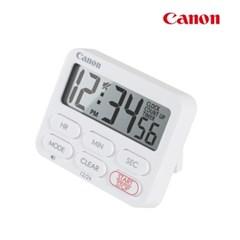 캐논 CT-50 디지털 타이머 시계 스톱워치 겸용 자석 스탠드 주방용