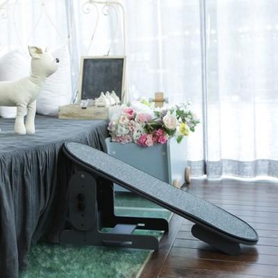 런메이크 에그 슬라이드 강아지계단-높이조절을 마음대로