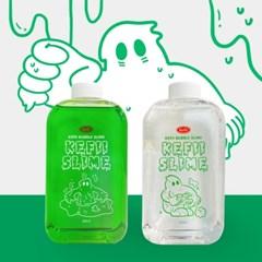케피버블 슬라임 액체괴물 촉감놀이 목욕 장난감