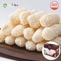 밀토리 홍삼유과 300g (손잡이)