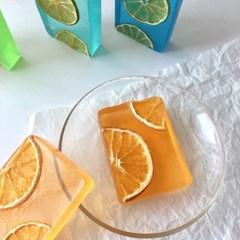 상큼한 과일칩 비누 만들기 (2개완성)