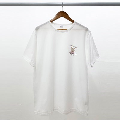 [방실이 시리즈] 방실이 미니미 숏슬리브 티셔츠
