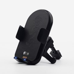 크리츠 자동센서 차량용 고속 무선충전 거치대 CRZ-C300