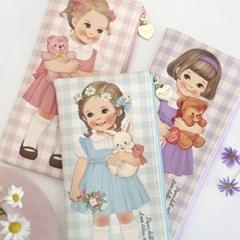 afrocat pencase_paper doll mate 2021 series