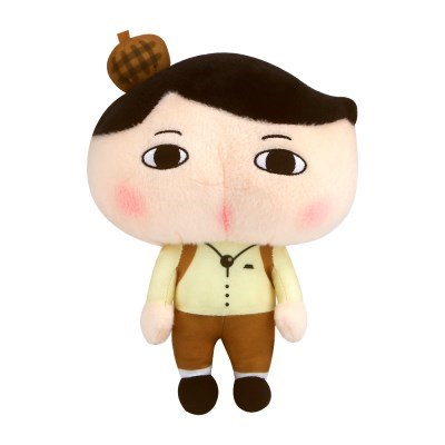 엉덩이탐정 인형 봉제인형 22cm