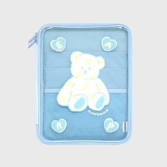 [증정이벤트]SOFT BEAR-SKY BLUE(PVC 파우치)_(1931858)