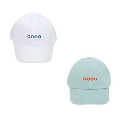 [마미버드] coco 볼캡 (2color)