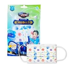헬로카봇 365 마스크 소형 - 10매입 어린이 코로나
