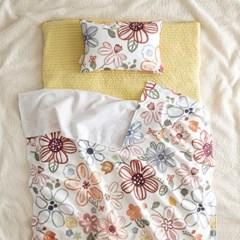 자장자장 낮잠이불 여름용 블랭킷 단품 꽃과나_(607725)
