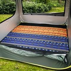 캠핑 자동충전 1인 에스닉 에어매트 5T