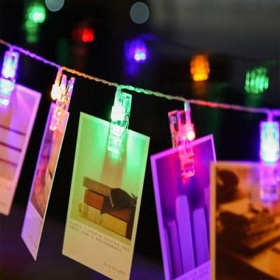 LED줄조명 가랜드