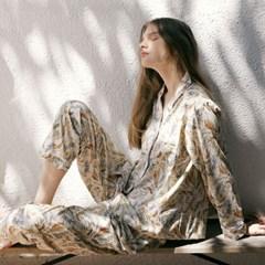 [모달] (w) Lyon Pajama Set