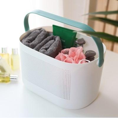 찜질방 사우나 목욕 가방 물빠짐 바구니(3 colors)