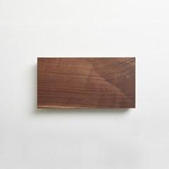 바우하우스 북미산 호두나무 도마 모던 3518 소