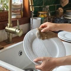 디쉬 워싱 클로스 : Dishwashing cloth