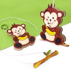 반제품 줄타는 원숭이 (동영상참조)