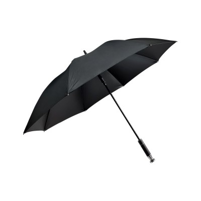 피넛 심플 고급 암막 자외선차단 장우산 2단 접이식 2자동(양산겸용)