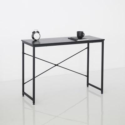 모노 1000 블랙 컴퓨터책상 사이드 테이블