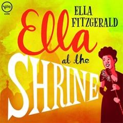 Ella Fitzgerald Ella At The Shrine [LP]