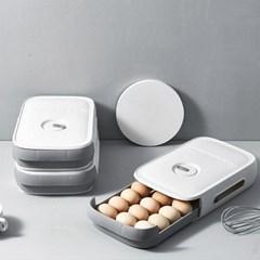 디아르 에그박스 트레이 계란트레이 보관용기 냉장고정리 보관함