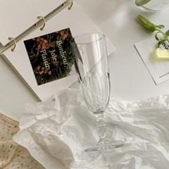 엘리스샴페인잔 와인잔 신혼 홈파티 선물용