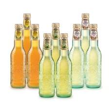 유통기한임박(09/09) [갈바니나]유기농티 9병 (레몬3+그린3+화이트3)
