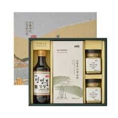 [신앙촌] 양조간장 선물세트 A 6호