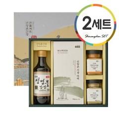 [신앙촌] 양조간장 선물세트 A 4호 2세트