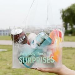 Surprises pvc Bag (쿨러백)