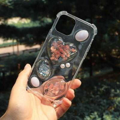 봉숭아물 폰케이스 휴대폰케이스