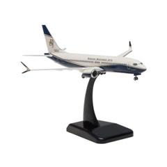 1/200 B737 보잉 비즈니스 제트 모형 비행기 (HG910437)