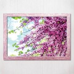 1000피스 직소퍼즐 마타탄-꽃보다 아름다운+우드핑크