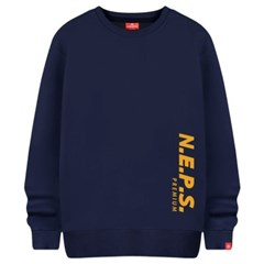 옐로우폰트 맨투맨 티셔츠 빅사이즈 남여공용