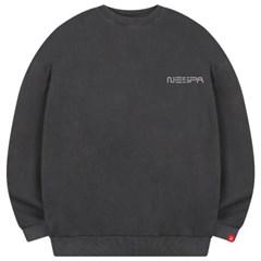 클린피그 맨투맨 티셔츠 빅사이즈 남여공용
